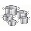Schulte Ufer Profi Line i Pot Set with Lid
