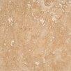 "MS International Tuscany Walnut 12"" x 12""  Travertine Tile"