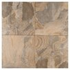 "MS International Platino 18"" x 18"" Porcelain Field Tile in Saphia"