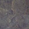 "MS International Pietra Lagos 18"" x 18"" Porcelain Field Tile in Grey"
