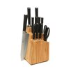 Ginsu Chikara 12 Piece Bamboo Knife Block Set