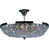 Impex Lighting Essen 5 Light Crystal Chandelier