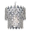 Impex Lighting Kristall-Pendelleuchte 4-flammig Gem