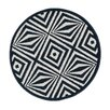 Loloi Rugs Terrace Ivory/Black Area Rug