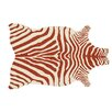 Loloi Rugs Zadie Red/Ivory Outdoor Rug