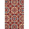 Loloi Rugs Francesca Red/Spice Rug