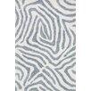 Loloi Rugs Kiara Shag Ivory/Gray Area Rug