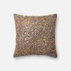 Loloi Rugs Jute Throw Pillow
