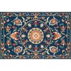 Loloi Rugs Francesca Blue/Spice Florals Rug