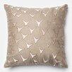 Loloi Rugs Silk Throw Pillow
