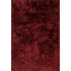 Loloi Rugs Linden Shag Red Area Rug