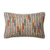 Loloi Rugs Dhurri Style Lumbar Pillow