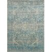 Loloi Rugs Anastasia Light Blue & Mist Area Rug