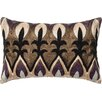 Loloi Rugs Silk Lumbar Pillow