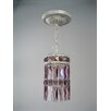 Classic Lighting Cascade 1 Light Mini pendant