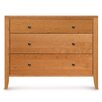 Copeland Furniture Dominion 3 Drawer Chest