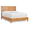 Copeland Furniture Dominion Panel Bed with Slat Headboard