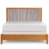 Copeland Furniture Dominion Panel Bed with Spindle Headboard