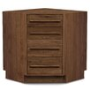 Copeland Furniture Moduluxe 4 Drawer Corner Chest