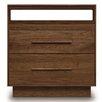 Copeland Furniture Moduluxe Credenza Desk