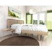 Copeland Furniture Contour Panel Bed