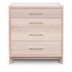 Copeland Furniture Contour 4 Drawer Chest