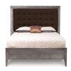 Copeland Furniture Weston Button Tufted Upholstered Panel Bed