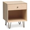 Copeland Furniture Canvas 1 Drawer Nightstand