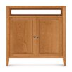 Copeland Furniture Dominion Cabinet with Media Organizer