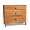 Copeland Furniture Mansfield 3 Drawer Chest