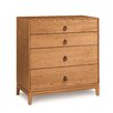 Copeland Furniture Mansfield 4 Drawer Chest