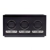 WOLF Wolf Meridian Triple Watch Winder