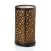 """Aspire Layna 15"""" H Table Lamp with Drum Shade (Set of 2) (Set of 2)"""