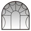 Aspire Carlita Arched Window Wall Mirror