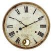 "Aspire 22"" Raleigh Pendulum Wall Clock"