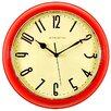 Ashton Sutton Retrospective Wall Clock