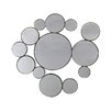 Ashton Sutton Circles Wall Mirror I