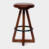 "ARTLESS X 30"" Swivel Bar Stool with Cushion"