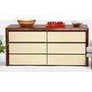 ARTLESS SQM 5 Drawers Dresser
