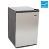 Whynter 2.1 cu. ft. Upright Freezer in Stainless Steel