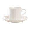 Red Vanilla Yardley 12 Piece Teacup and Saucer Set