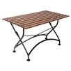 Furniture Designhouse French Bistro European Café Folding Coffee Table