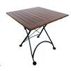 Furniture Designhouse French Café Folding Bistro Table