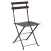 Furniture Designhouse French Bistro European Café Folding Side Chair (Set of 2)