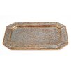 Abigails Vendome Mirrored Tray