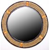 Wilco Home Rope Decor Mirror