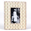 """Wilco Home 4"""" x 6"""" Metal Picture Frame"""