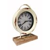 Wilco Home Timberland Table Clock