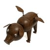 Moonlight Stables Flying Pig Bobble Head Garden Statue - Wilco Home Garden Statues and Outdoor Accents