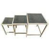 Couture, Inc. Hollywood 3 Piece Nesting Tables